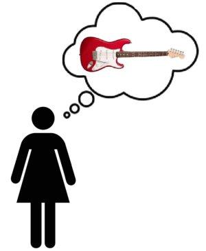 Woman Wins World Air Guitar Championship