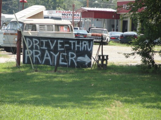 Drive-Thru Prayer, Decatur AL
