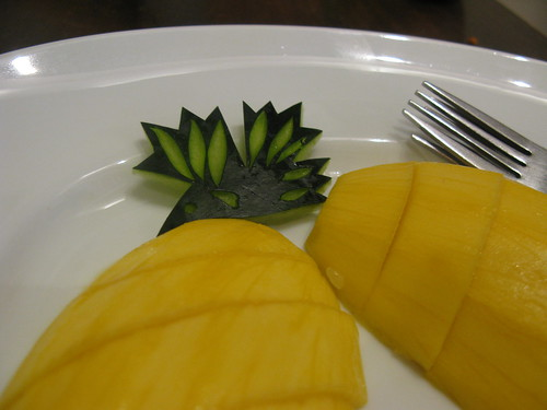 airport mango sticky rice