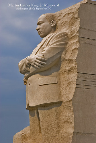 Martin Luther King, Jr., Memorial -- Washingto...