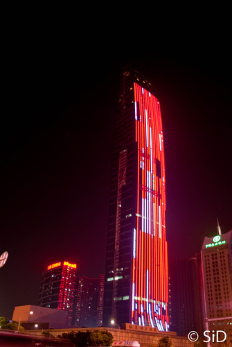 One of the tallest building