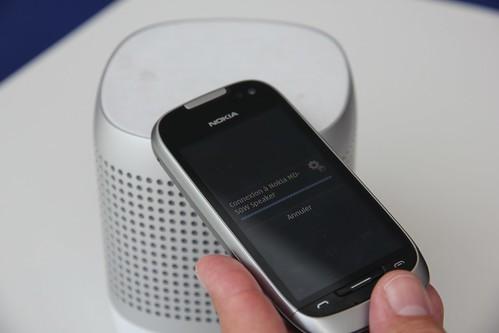 Le NFC au service de la musique