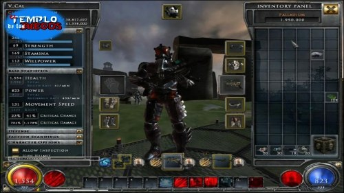 MMO - Hellgate Global