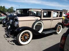 1930 DeSoto Six Series K