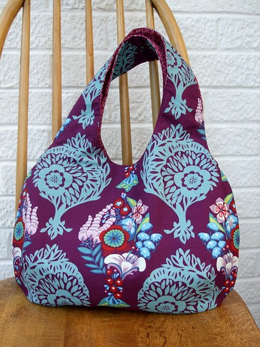 Innocent Purple tote bag
