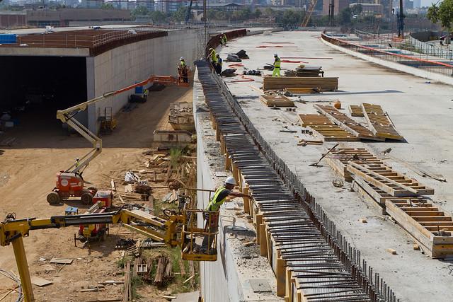 Sector Triangle Ferroviari - Sur - 23-08-11