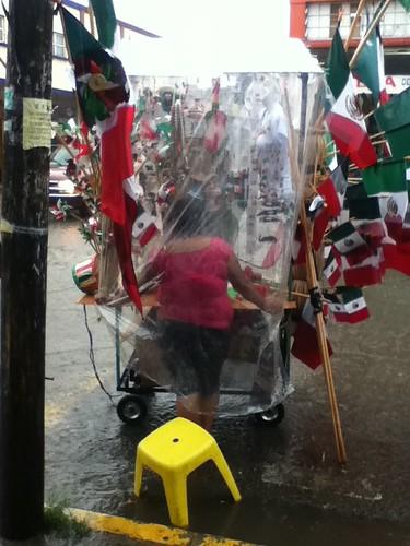 Oaxaca Rainstorm @ Oaxaca 09.2011