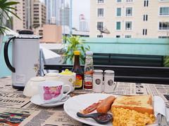 Breakfast, Room@Bangkok