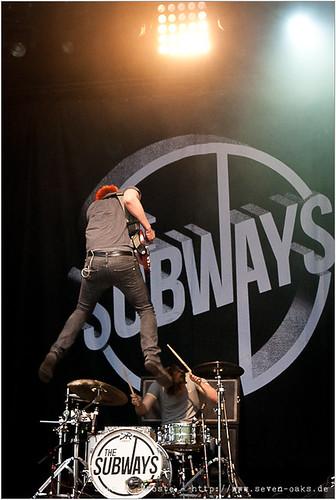 Billy Lunn & Josh Morgan / The Subways