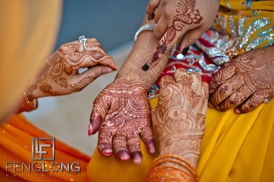 Amir & Nasrine's Wedding Day 2 | Buford Reception at 5th Avenue Event Hall | Atlanta Indian Wedding Photographer
