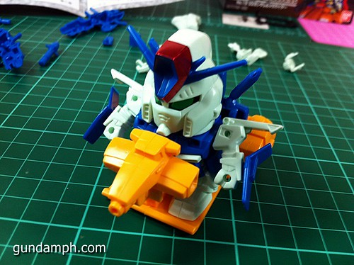 SD ZZ Gundam with Mega Rider (21)