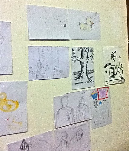 #BCNE4 51 Drawings by BarCampers