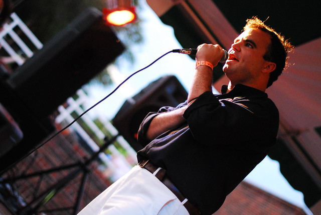 locally grown: future islands @ wallace plaza