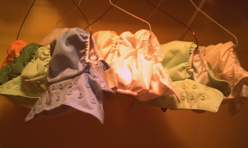 CDs drying