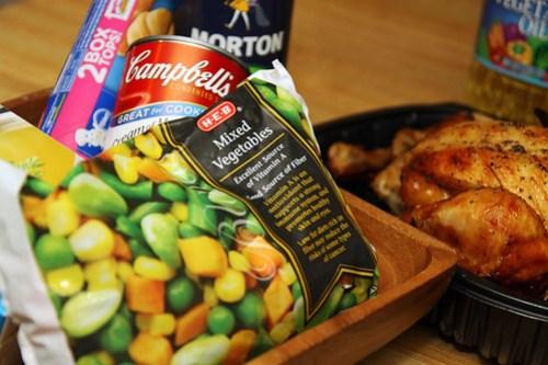 pot pie ingredients