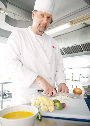 Chef Mats Loo