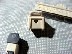 20110829:HGUC ジム改を改修してみる #01 01
