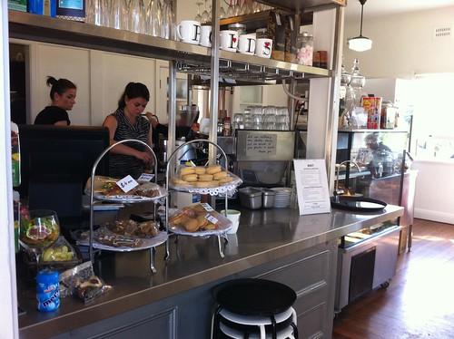 where the magic happens - Shot cafe, Mosman
