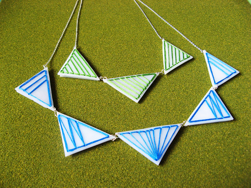 Shupg necklaces triangles combined1