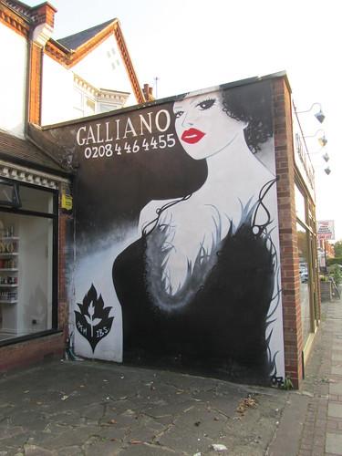 Galiano, Finchley