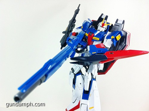 Building MG Zeta 2.0 HD Color Version (part 2) (45)