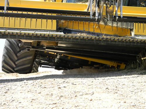 Bend cylinder