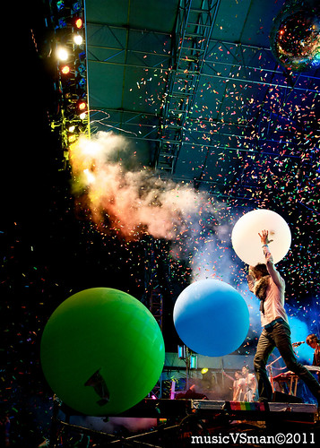 The Flaming Lips @ Kanrocksas 2011