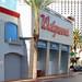 Walgreens MGM Facade -  New Front North Wall Area