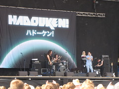 Hadouken! live at Frequency Festival