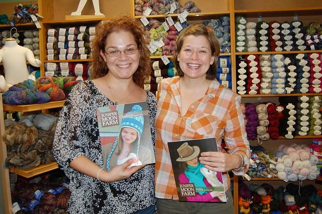 Rebecca and Susie Gibbs of Juniper Moon Farms