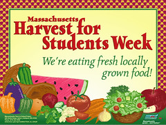 Massachusetts Harvest for Students Week