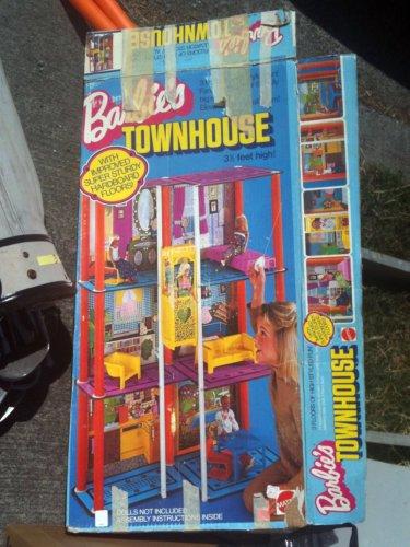 Barbie's Townhouse