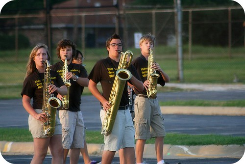 Band Parent Preview - 8-16-11