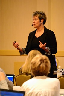 Kathleen Gage at Niche Affiliate Marketing System (NAMS) Workshop 6
