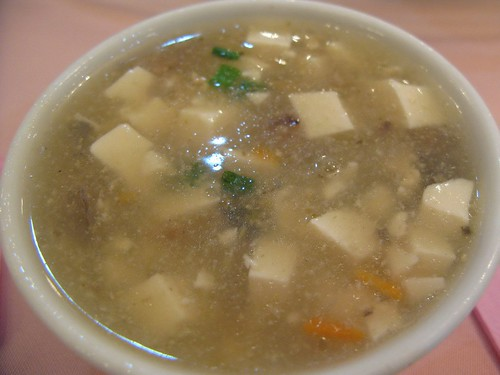 NewCapitol Foochow tofu soup