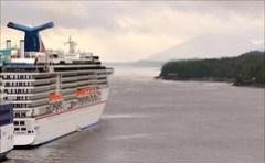 Cruise ship - Carnival Spirit