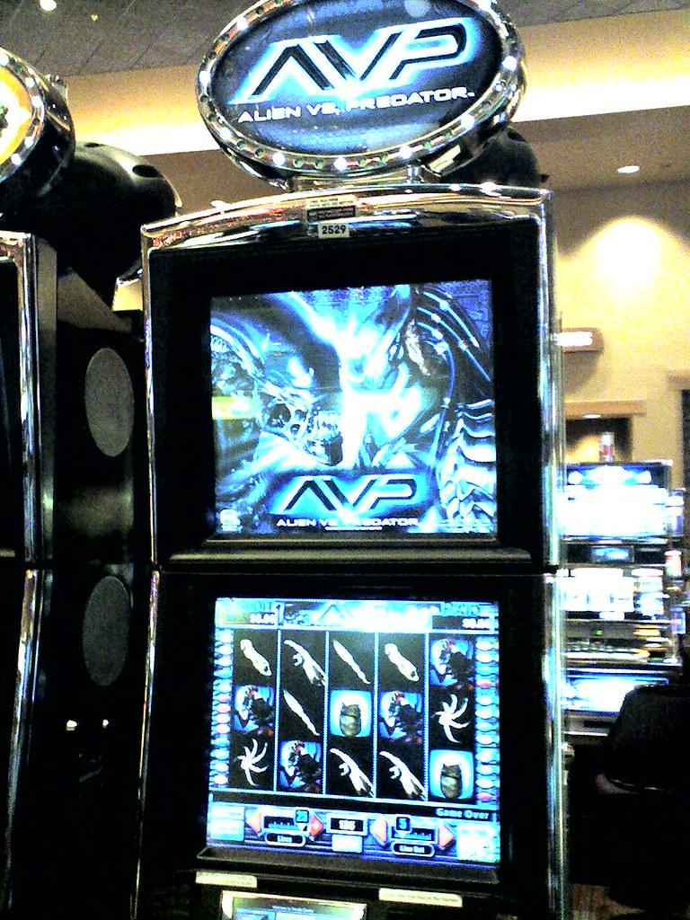 Alien vs Predator slots