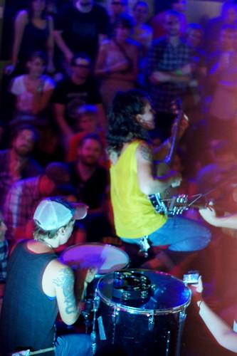 Des Ark, Kings, Hopscotch, Raleigh NC, 09/10/11