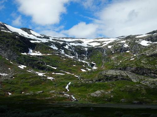 Auf dem Weg von Hallingskeid nach Myrdal/From Hallingskeid to Myrdal