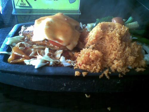 Monterey Jack BBQ Sizzler