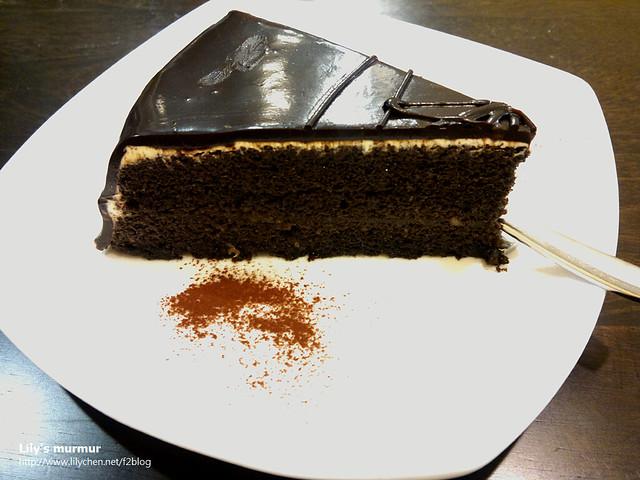 這個蛋糕好好吃!下次我想試試看他們的提拉米蘇!