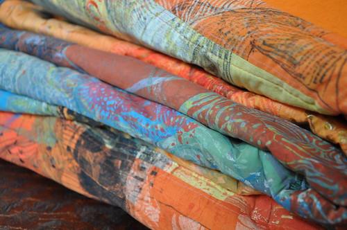 quilt - folded