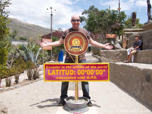 The true Equator