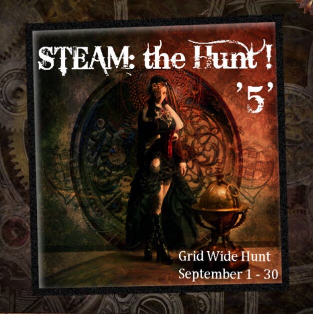 Steam The Hunt 1