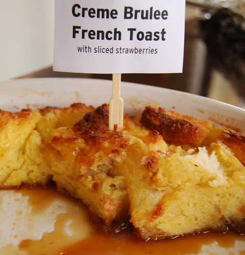 Easy Peasy Creme Brulee French Toast – My Burning Kitchen