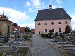 Kościół św Anny w Lubomierzu by Polek