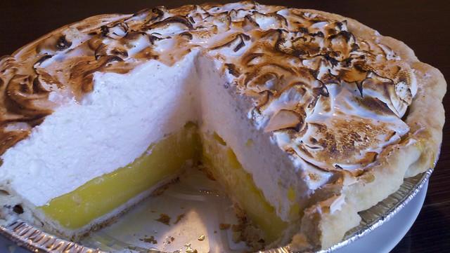 Pie from Perk Espresso