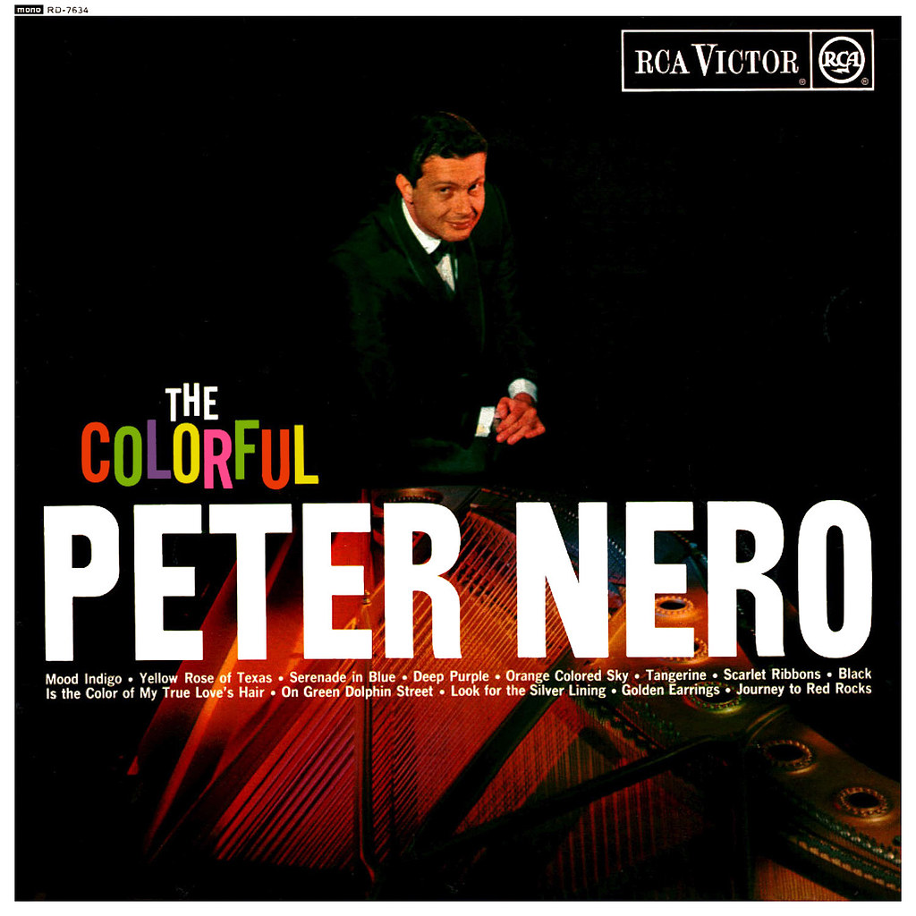 Peter Nero - The Colorful Peter Nero
