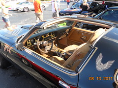 Smokey and the Bandit car