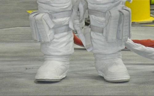 space feet, NASA by SusanKurilla
